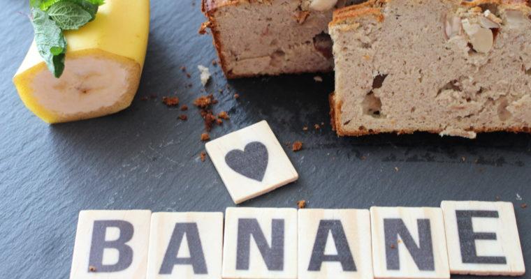 Bananenbrot – der Energielieferer Schoko oder Nuss