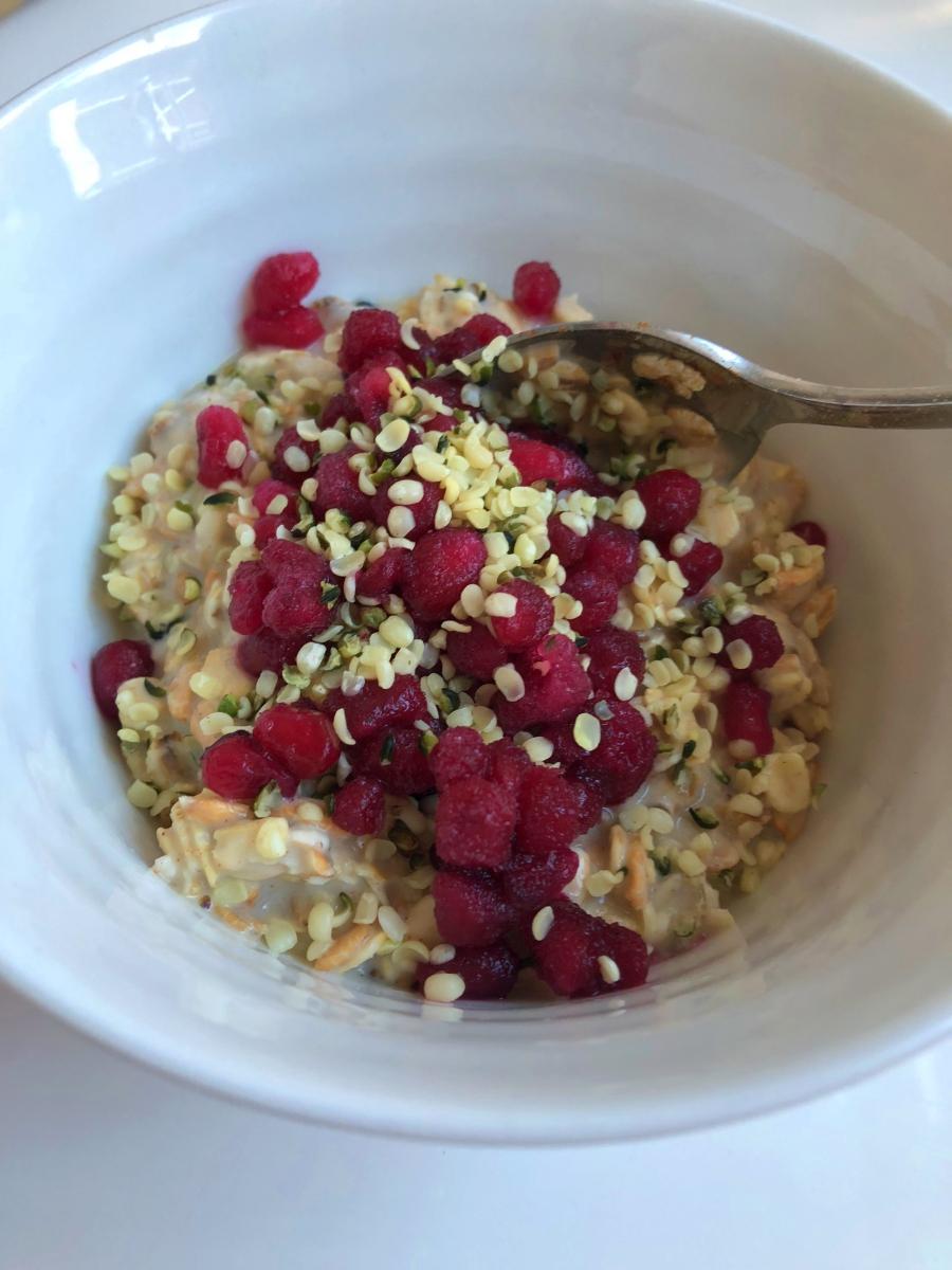 Porridge – warmes, blitzschnelles und supergesundes Frühstück