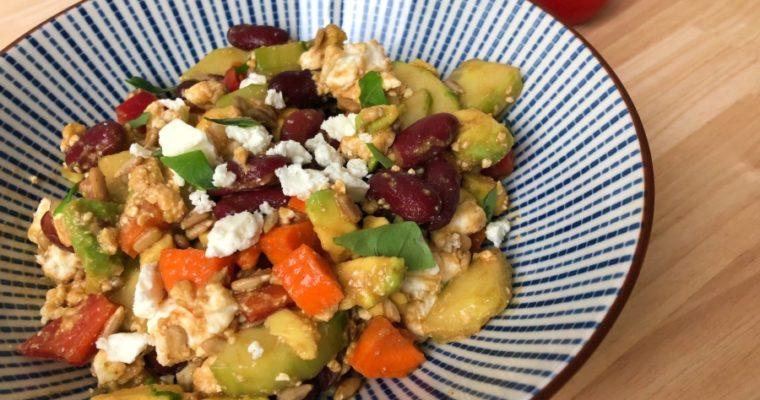 Griechischer Salat – oder der Feinkostrausch Klassiker